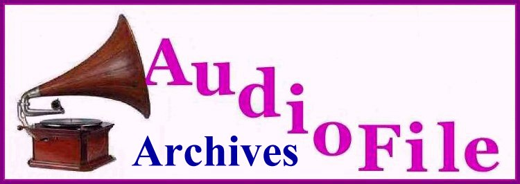 AudioFile Archives