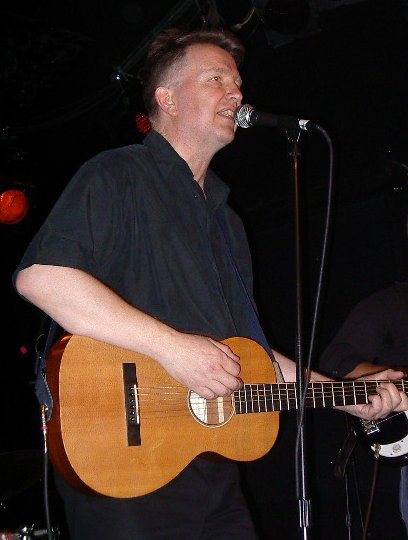 Tom Robinson, 6/13/04, photo by JD Doyle