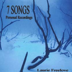 """Seven Songs, Personal Recordings"""
