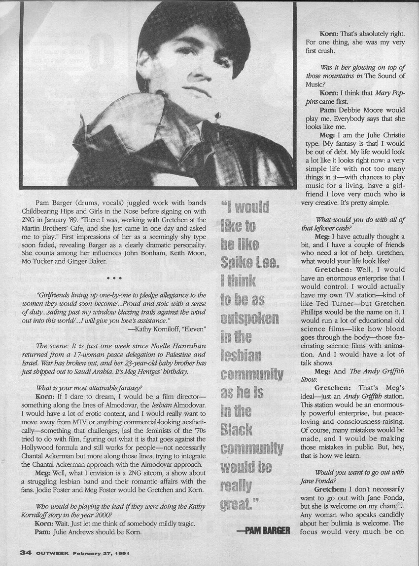 Outweek, Feb 27, 1991, page 4