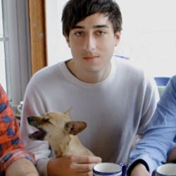 Ed Droste of Grizzly Bear