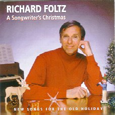 "Richard Foltz CD ""A Songwriter's Christmas"""