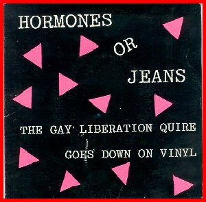 Gay Liberation Quire EP