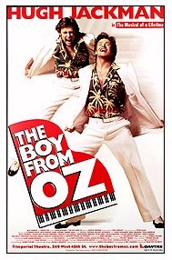 Boy From Oz poster