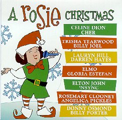 Rosie O'Donnell's first xmas CD