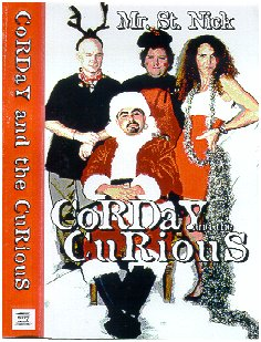 Corday & the Curious