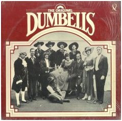 The Dumbells LP, compiled in 1977