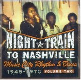 "'Night Train to Nashville"" CD, and no, the label notes had no photos of McAllister"