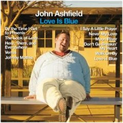 "John Ashfield CD ""Love Is Blue"""