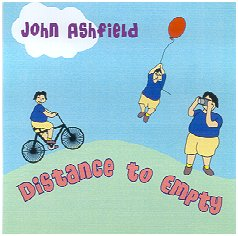 "John Ashfield CD ""Distance to Empty"""