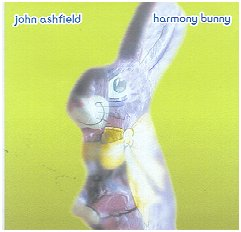 "John Ashfield CD ""Harmony Bunny"""