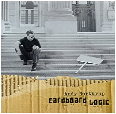 "Andy Northrup CD ""Cardboard Logic"""