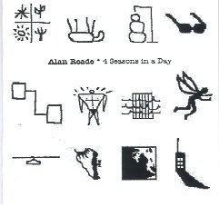 Alan Reade CD, 2002