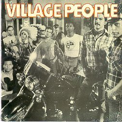 Village People, the EP