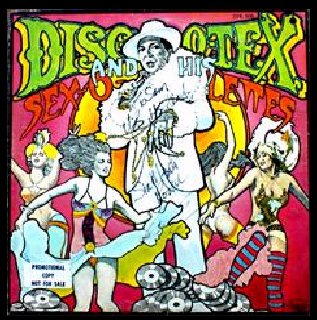 Disco Tex & His Sex-O-Lettes