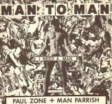 Man 2 Man and Man Parrish