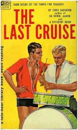gay pulp book, er...obviously music related