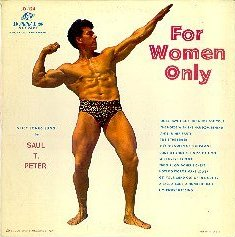 """For Women Only,"" listed as by Saul T Peter, yeah, right"