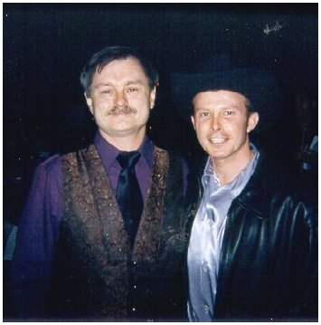 JD & Doug at the 2000 GLAMA Awards