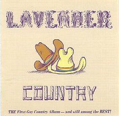 "CD reissue of ""Lavender Country"""