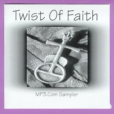 Twist of Faith CD, no site data available
