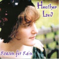 "Heather Lev's ""Reason for Rain"" CD"