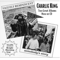 "Charlie King ""Vaguely Reminiscent"" 1979"