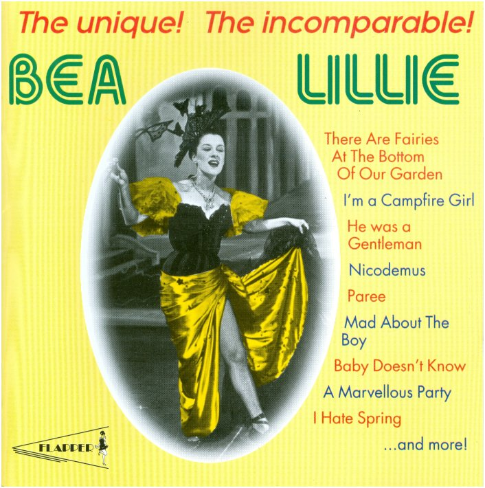 Bea Lillie CD