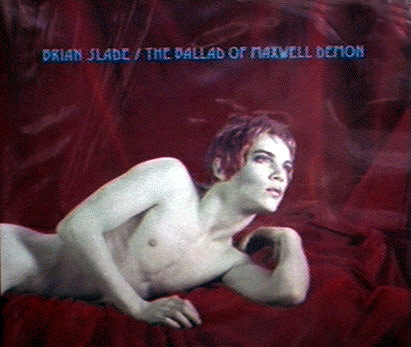 Velvet Goldmine fictional LP