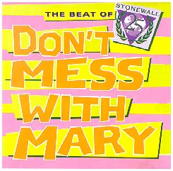 Don't Mess With Mary, a Tom Wilson Weinberg project