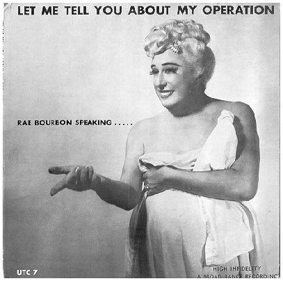 Let Me Tell You About My Operation