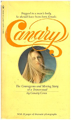 1974 book by Canary Conn