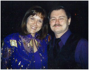 Marsha & JD, April 2000