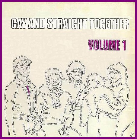 """Gay & Straight Together"""