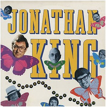 "Jonathan King's ""He's So Fine"" played with George Harrison's ""My Sweet Lord"" (1975)"