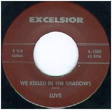 The Luvs - We Kissed in the Shadows (1963), the real thing