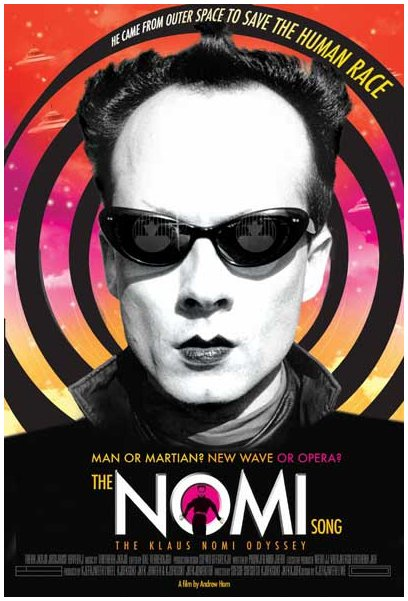 The Nomi Song DVD