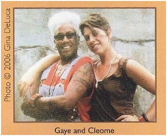 Gaye and Cleome