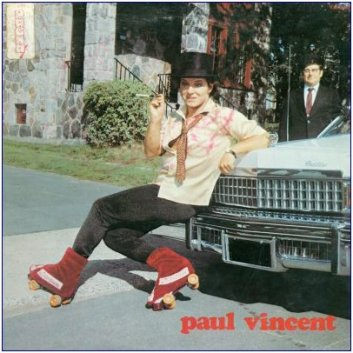 Paul Vincent LP & 45