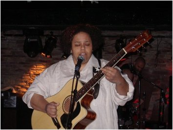 Nedra at the OMAs, June 2006
