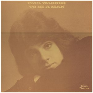 Paul Wagner LP, rarer cover