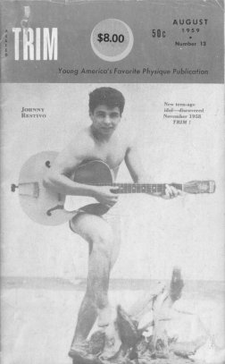 Johnny Restivo, a late 50's rocker