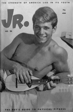 Rod Bauer, one of the most popular 60's models