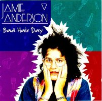 "Jamie Anderson's CD ""Bad Hair Day"""